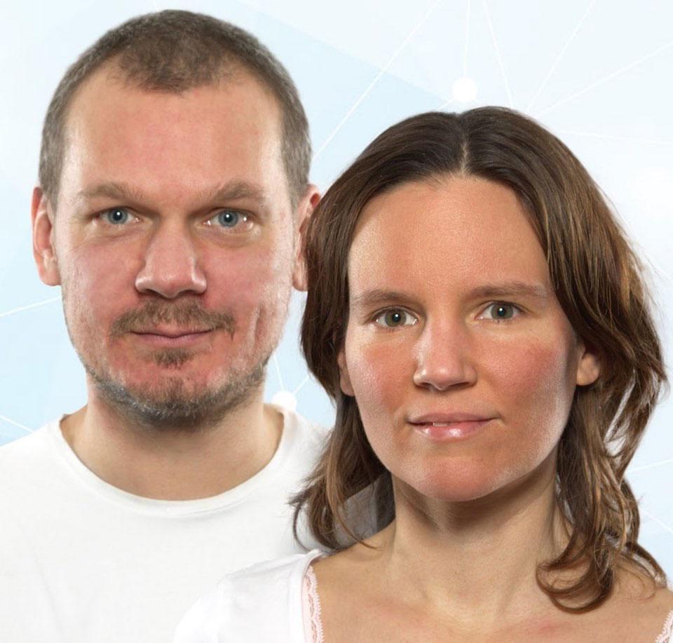 Thomas und Katharina Nestelberger
